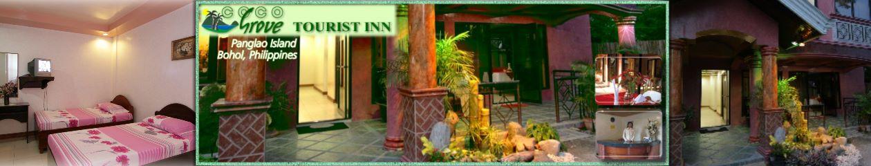 Bohol Hotel Tourist Inn Coco Grove